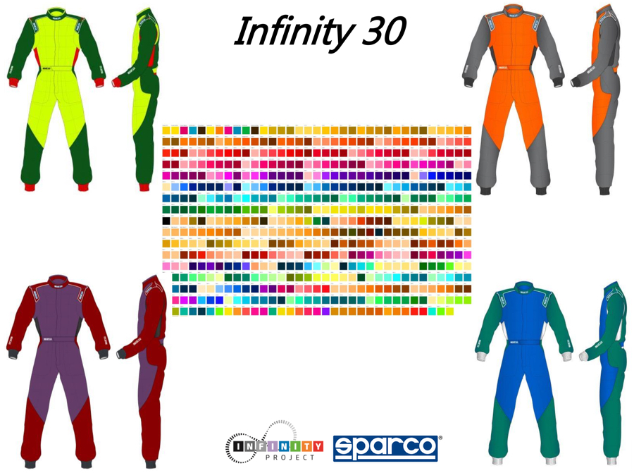 SPARCO INFINITY 30
